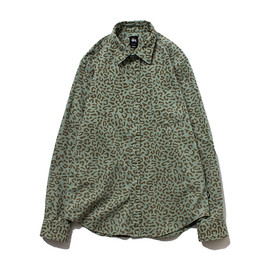 Stussy - Brushed General L/SL Shirt