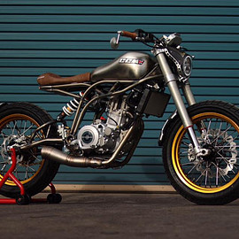 "CCM Motorcycles - ""The Spitfire"""