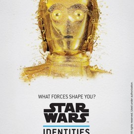 STAR WARS Identities: The Exhibition - poster(C-3PO)