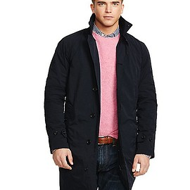 POLO RALPH LAUREN - Removable-liner Walking Coat