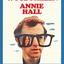 Woody Allen - Annie Hall, French design by Jouineau Bourduge