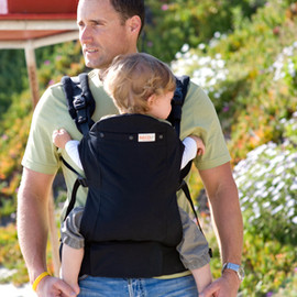 Beco Baby Carrier - Butterfly 2 METRO BLACK