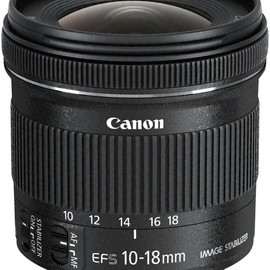 Canon - EF-S10-18mm F4.5-5.6 IS STM