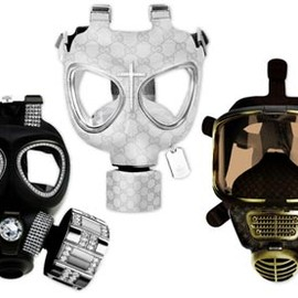 Gas Masks - Designer Gas Masks Are Freaking Nuts