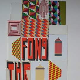 Barry McGee - work