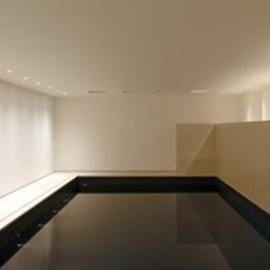 John Pawson - Swimming Pool, House in Chelsea, London