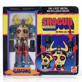 Mattel - Shogun Warriors Gaiking 超合金ガイキング