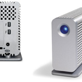 LaCie -  Little Big Disk Thunderbolt - External SSD 240GB
