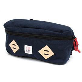 TOPO DESIGNS - Hip Pack - Navy