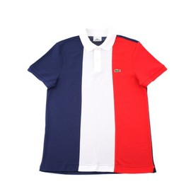 LACOSTE - Polo - French Flag