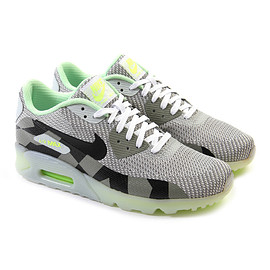 NIKE - Air Max 90 KJCRD Ice QS (White/Black-Grey Mist)