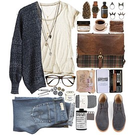 POLYVORE - retro steez