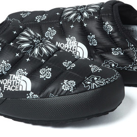Supreme, THE NORTH FACE - Bandana Thermoball Traction Mule