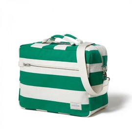 "HEAD PORTER - ""BRIGHTON"" WEEKEND BAG (M) GREEN"