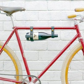 YANKO DESIGN - Vegan Bicycle Wine Rack