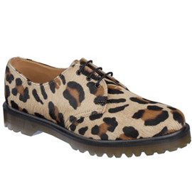 Dr.Martens - MODERN CLASSICS 3EYE LEOPARDO ITALIAN HAIR ON