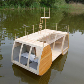 Marijn Beije Design's  - Free-Floating Suite