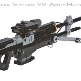 LEGO - Halo sniper rifle 4