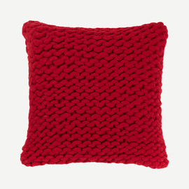 CONRAN SHOP - LARGE WOOL KNIT RED