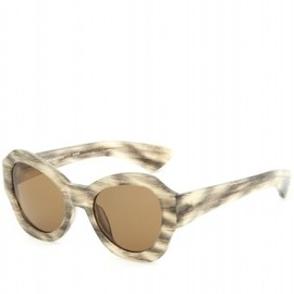Dries Van Noten - DCAT EYE ACETATE SUNGLASSES