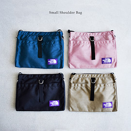 "THE NORTH FACE PURPLE LABEL - THE NORTH FACE PURPLE LABEL(ノースフェイスパープルレーベル)ナイロンオックススモールショルダーバッグ""Small Shoulder Bag"" nn7757n"