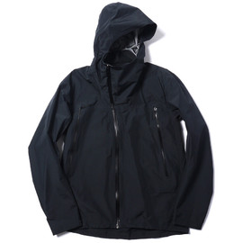 ARC'TERYX VEILANCE - Deploy Composite Jacket Black