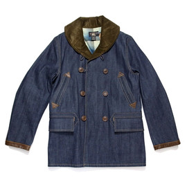 RRL - DENIM RANCH COAT