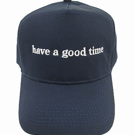 have a good time -  have a good time logo