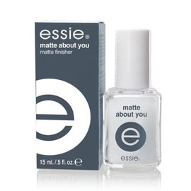 essie - matte about you / matte finisher