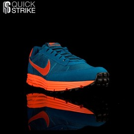 Nike - Lunar LDV Trail Low QS - Marina/Copr/Orange