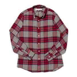 INDIVIDUALIZED SHIRTS - flannel check