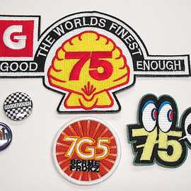 """g"" logo Sticker"