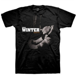 JOHNNY WINTER / ROOTS / T-Shirts Tシャツ ジョニー・ウィンター