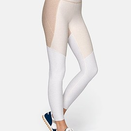 Outdoor Voices - 7/8 Tri-Tone Leggings
