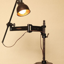 Strawser & Smith - Antique Table Lamp