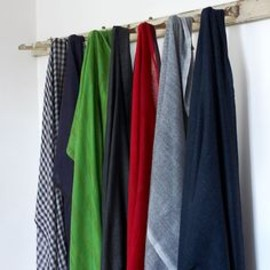 Khadi and Co - linen scarves