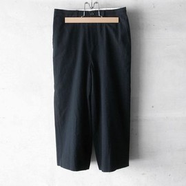 DIGAWEL - 8/10 LENGTH WIDE PANTS