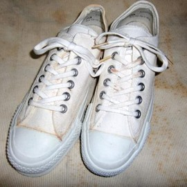 "CONVERSE, U.S.ARMY - 70's U.S.ARMY GYM SHOES ""CONVERSE"""