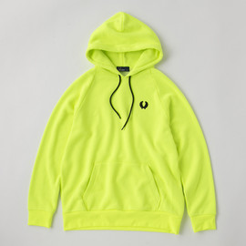 Fred Perry - Soho Neon: Hooded Sweat