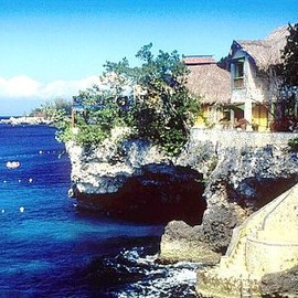 The Caves Hotel - The Caves, Negril, Jamaica