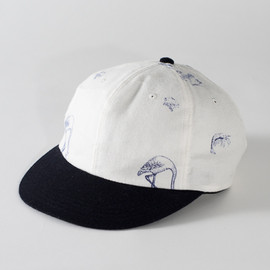 SON OF THE CHEESE - LxExL CAP(OFF WHITE)