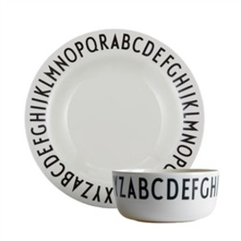 alphabet-child-s-set-plate-bowl
