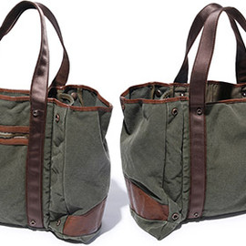 hobo - Washed Canvas No.4 Tote Bag