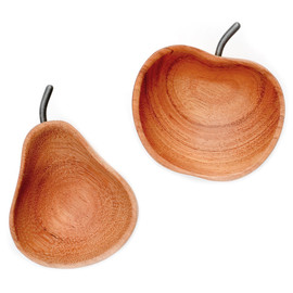 LEIF - Apple & Pear Pinch Bowl Set