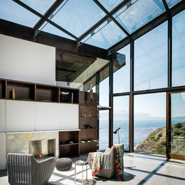 Fougeron Architecture - Fall House, Big Sur, California