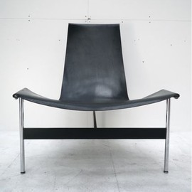 William Katavolos - lounge T-chair for Laverne 1952