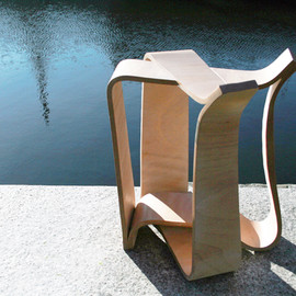 CHAIR + CHAIR = BENCH