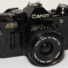 Canon - AE-1 program
