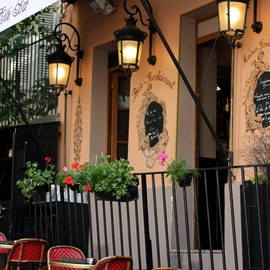 paris - Relais de la Butte restaurant, Montmartre, Paris