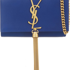 SAINT LAURENT - Monogramme small leather shoulder bag